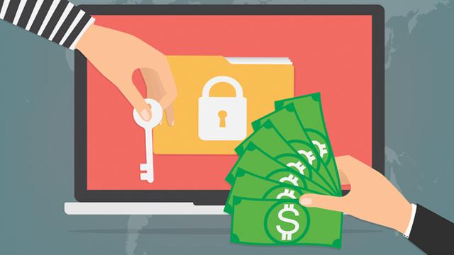 Ransomware In 2017, Wereldwijde Aanvallen