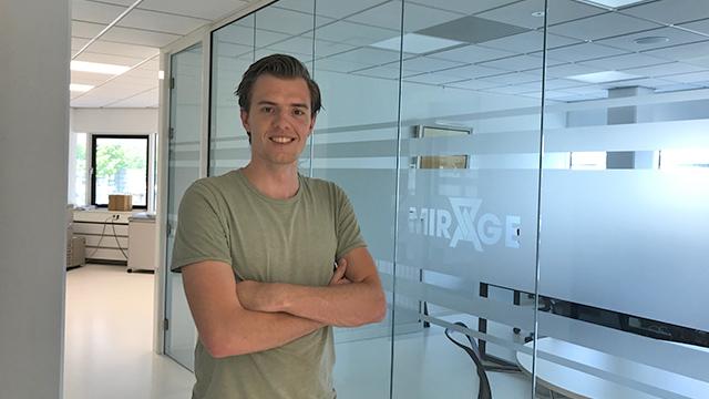 Miragist Patrick: Ondernemer En Onderzoeker